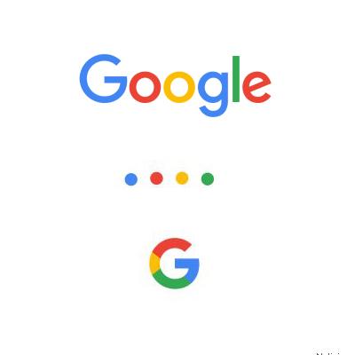 Nou logo de Google - la setena versió adaptada a estil